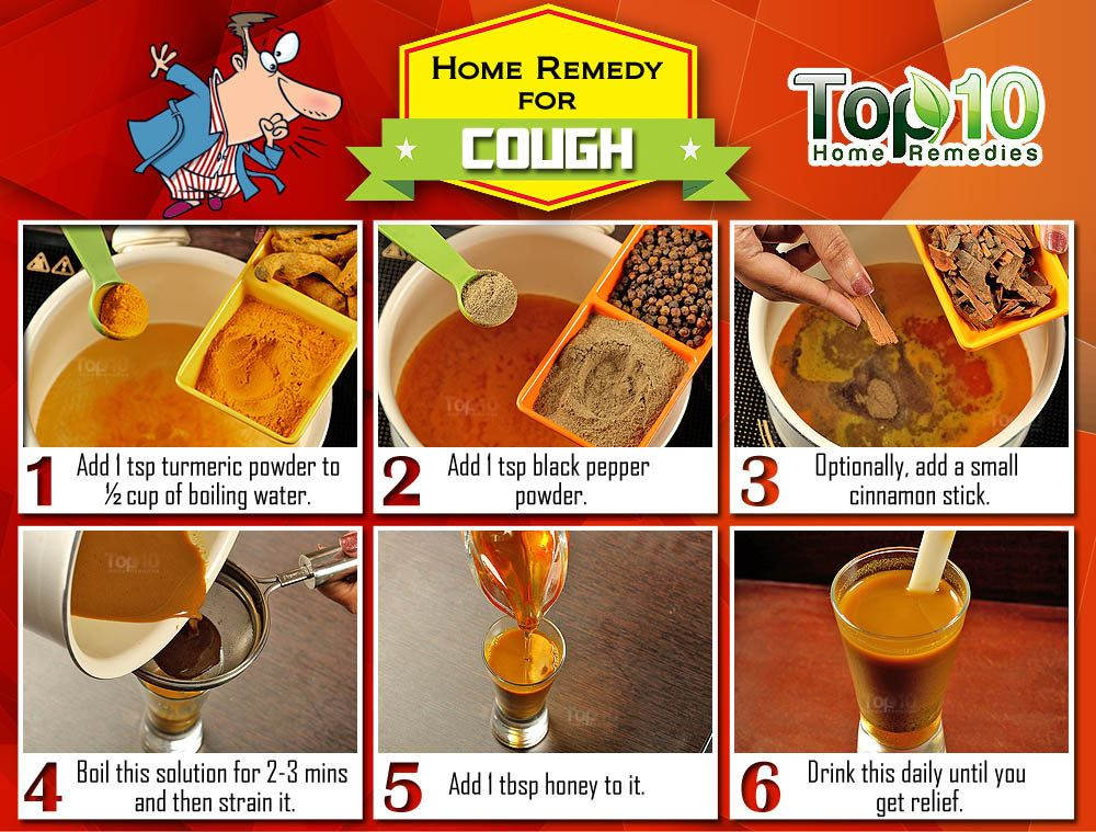 Home remedies for cough top 10 home remedies cough turmeric home remedy ccuart Image collections