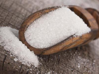 sugar for scrubbing