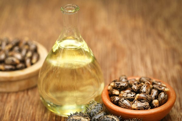Castor oil for boils and abscesses