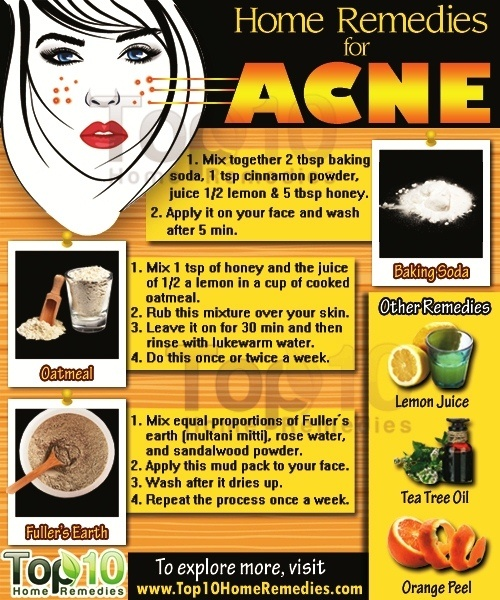 Pimple home remedies honey