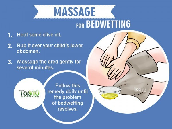 how to stop teenage bedwetting