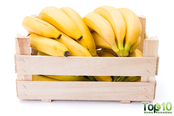 bananas to lower high blood pressure