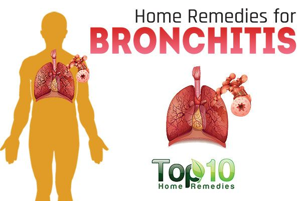 Home remedies for allergic bronchitis in adults