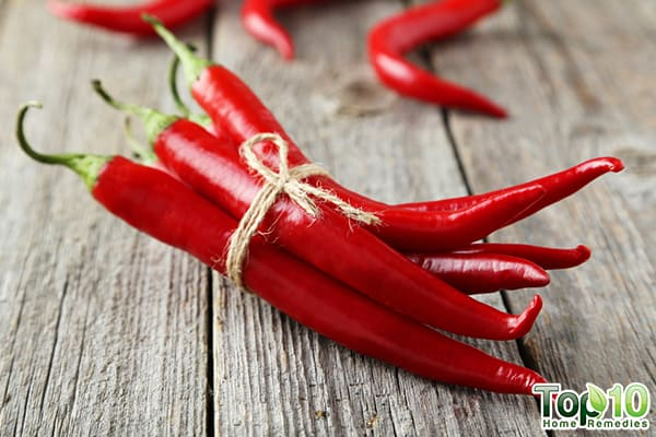 cayenne pepper to reduce high blood pressure