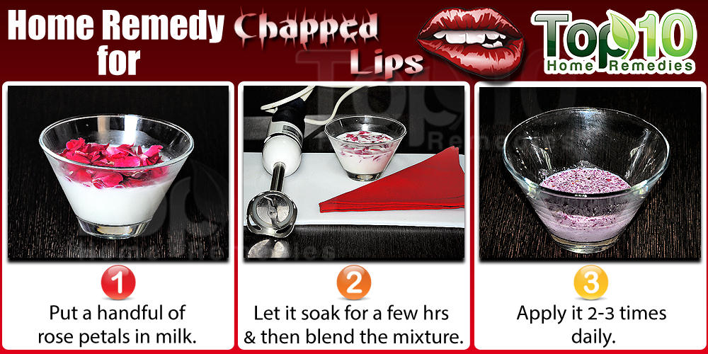 What To Do For Chapped Lips Home Remedies