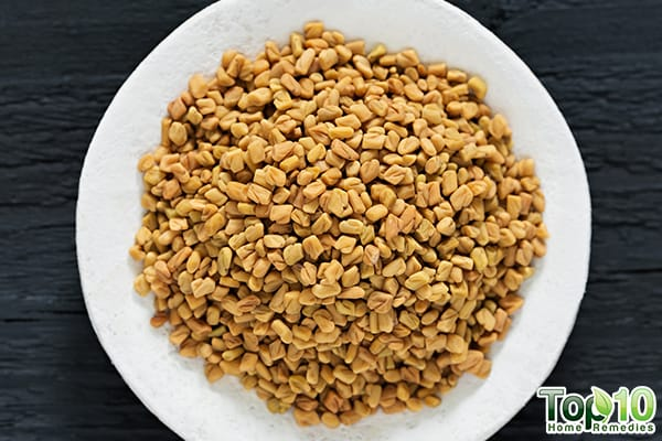 fenugreek seeds to lower high blood pressure