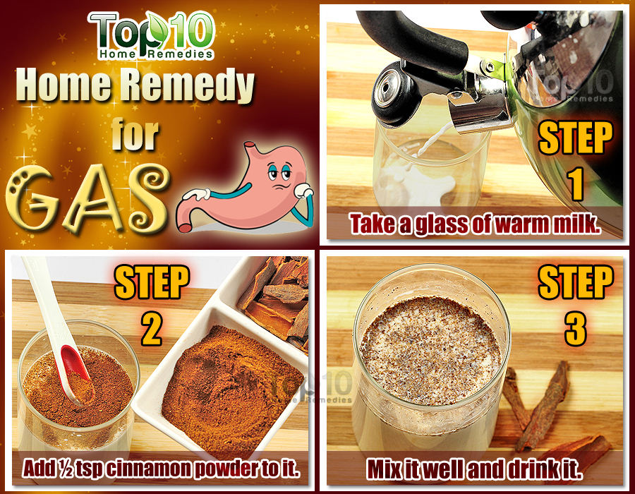 How To Eliminate Stomach Gas Naturally