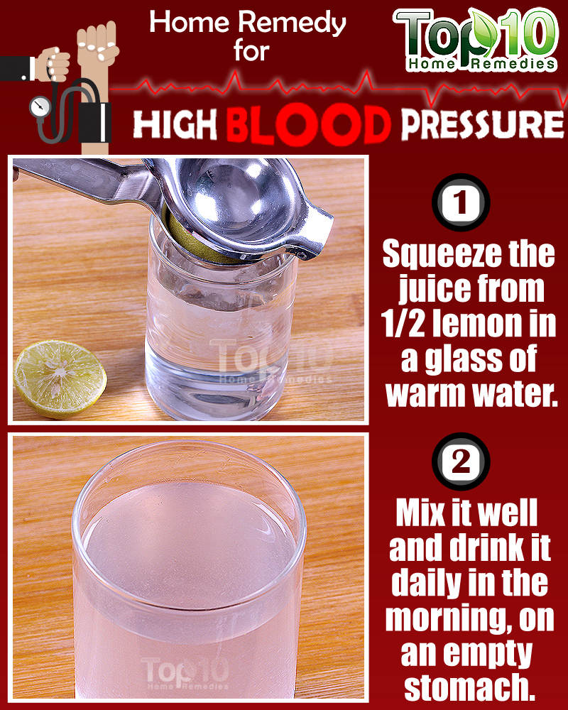 Drinks To Reduce Blood Pressure
