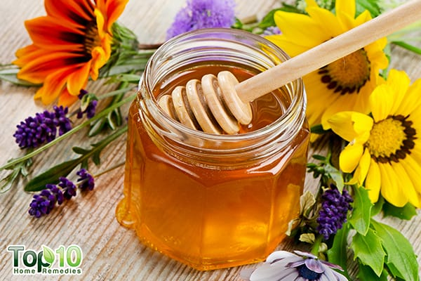 honey to control hypertension
