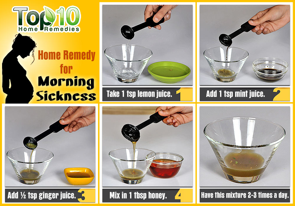 Morning Sickness Remedies Natural Way