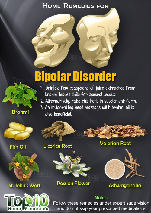 How To Treat Bipolar Naturally