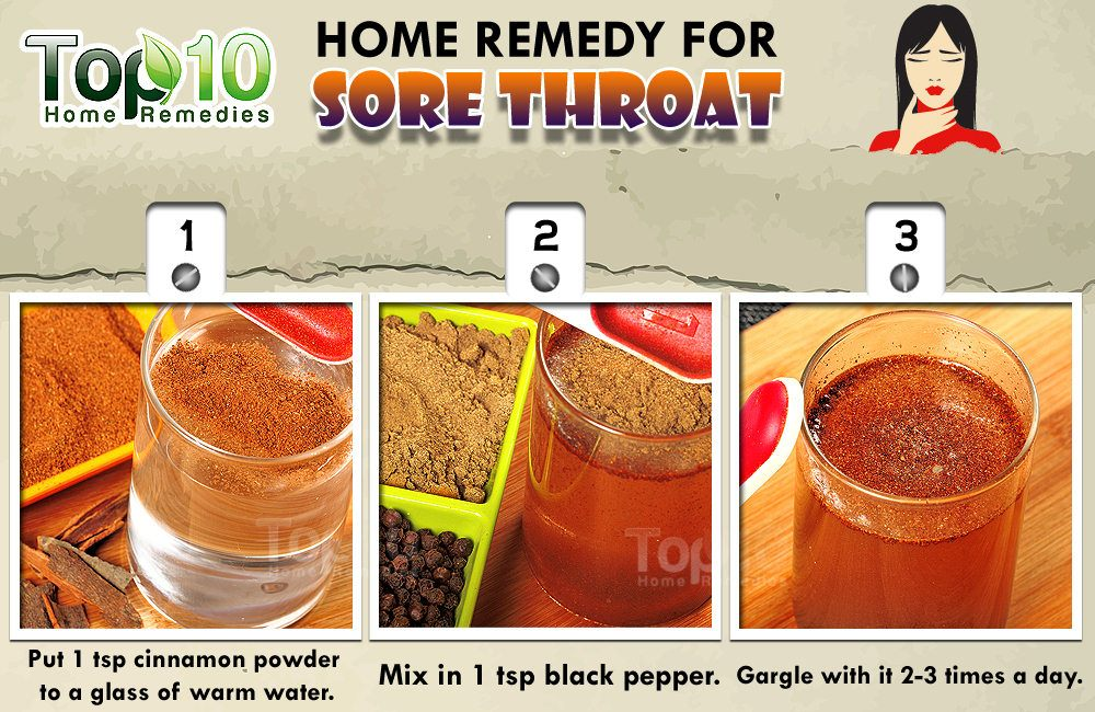 What Can I Drink To Help My Sore Throat