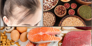 Superfoods to prevent hair loss