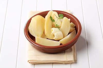 patata bollita