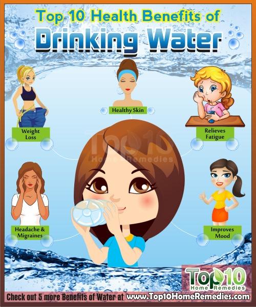 Drink Water Feel It In My Liver