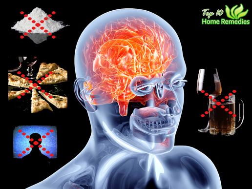 How To Kill Your Brain With Bad Habits Top 10 Home Remedies