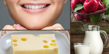 Top 10 foods for teeth