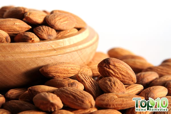 almonds for new mothers