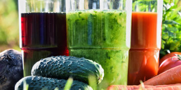 DIY healthy juices and smoothies to curb arthritis