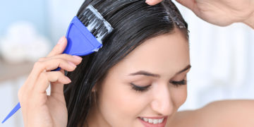 DIY Homemade hair mask for beautiful and silky hair