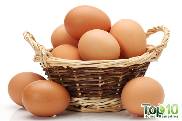 eggs for new mothers