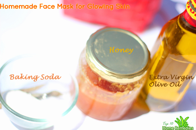 Diy homemade face mask for glowing skin top 10 home remedies solutioingenieria Gallery