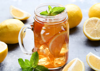 How to make green tea lemonade for weight loss