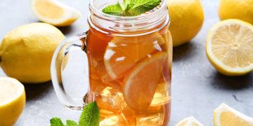 How to make green tea lemonade for weight loss