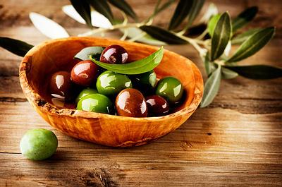 olive ovary
