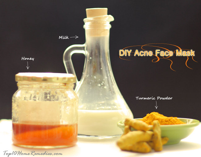 Top 3 DIY Homemade Acne Face Masks (with Images) | Top 10 Home ...