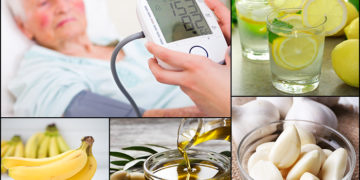 10 Foods to lower high blood pressure