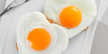 8 health benefits of eggs