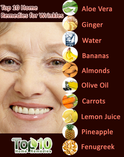 wrinkle treatment home remedies