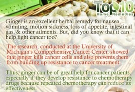 Can Ginger Fight Cancer as Effectively as Chemo?