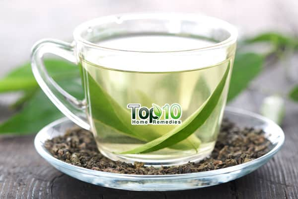 green tea for obesity and weight loss