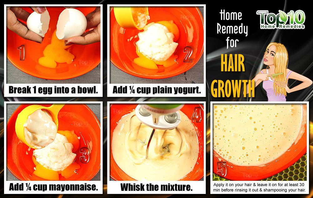 Best Natural Remedy For Fast Hair Growth