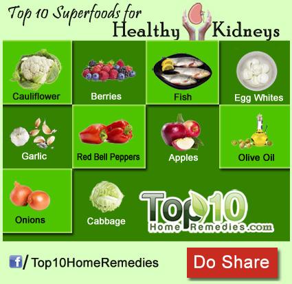 Good Food Kidney Stones