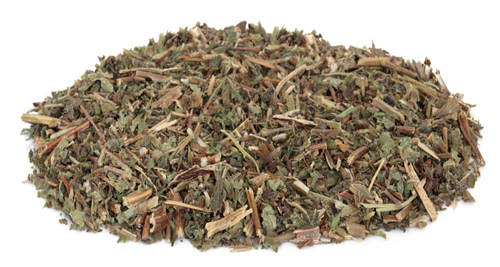 lemon balm dried leaves