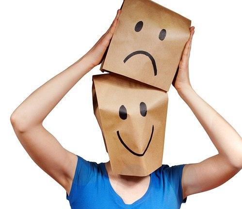 mood happy sad