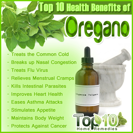 Oregano Treatments