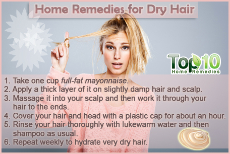 Brittle Hair Natural Remedies