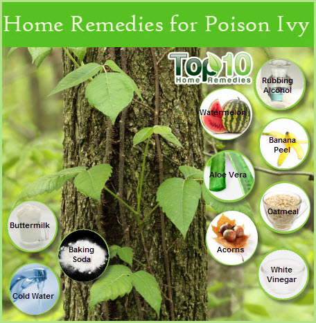 Home Remedies To Get Rid Of Poison Ivy Rash