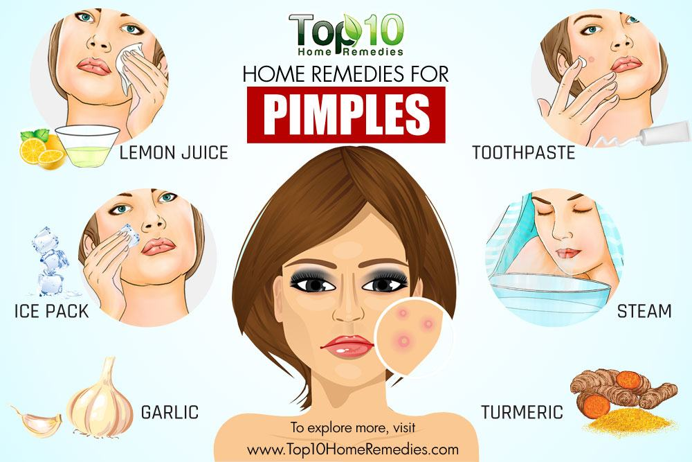 Home Remedies To Remove Pimples For Sensitive Skin