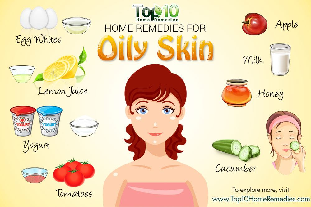 Best Natural Remedies For Oily Forehead