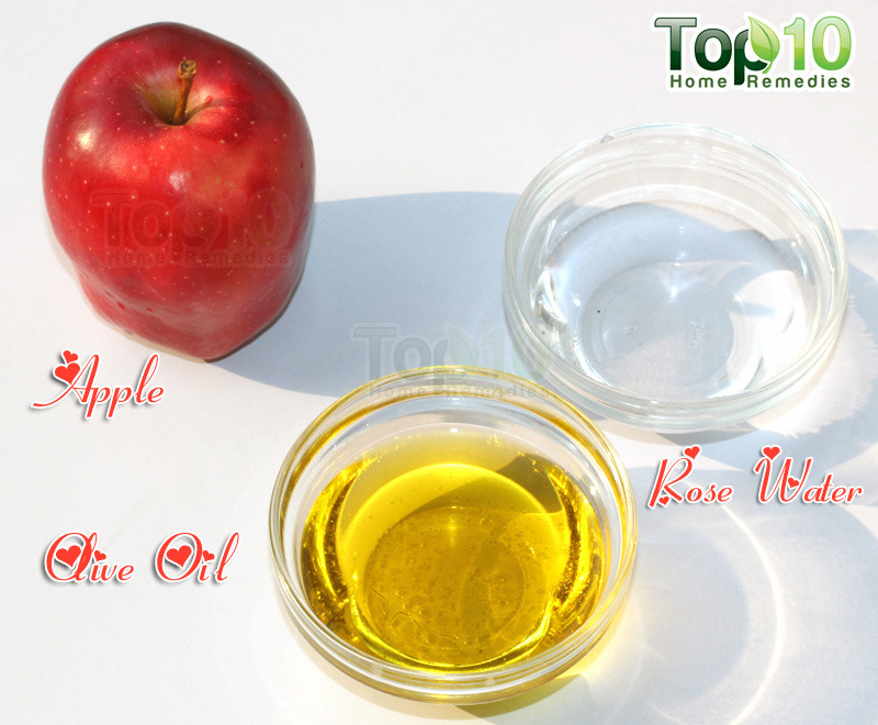 homemade apple night cream recipe