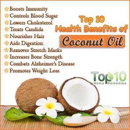 Coconut oil is it healthy