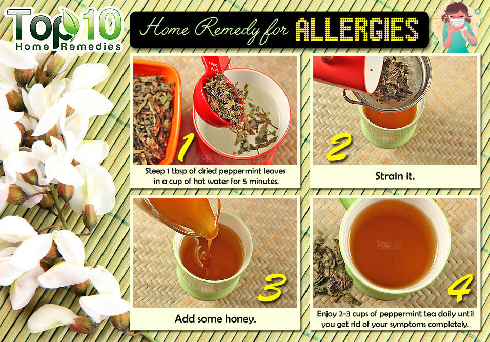 Home Allergy Remedy