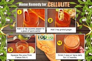 remède contre la cellulite naturel