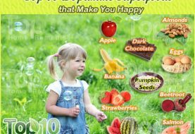 Top 10 Dopamine Superfoods that Make You Happy