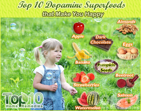 Foods That Naturally Increase Dopamine